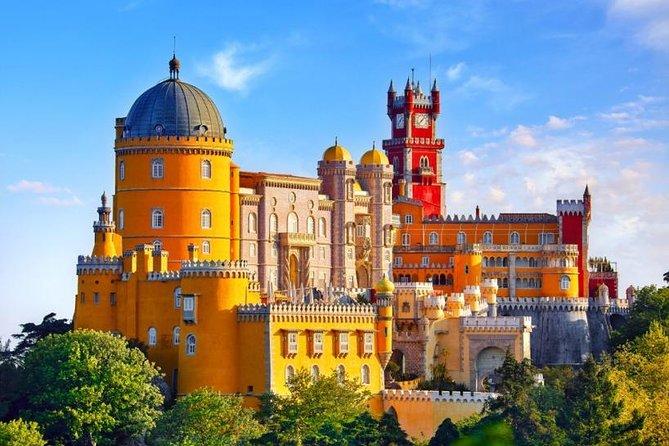 Step inside a fairytale-like castle