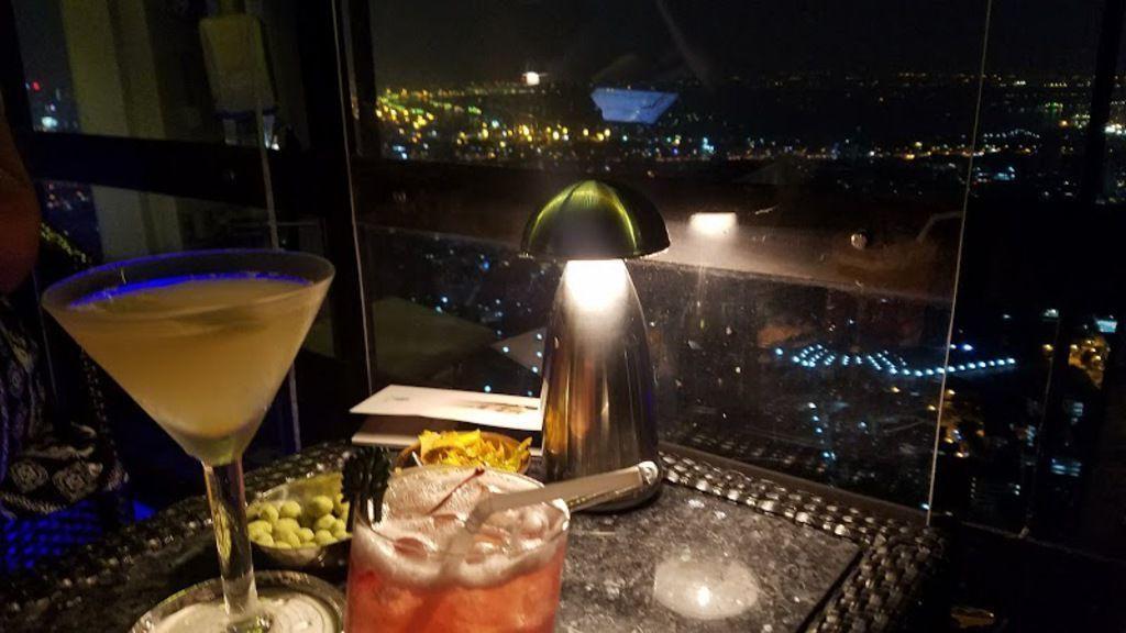 Vertigo TOO Sky Bar at Banyan Tree