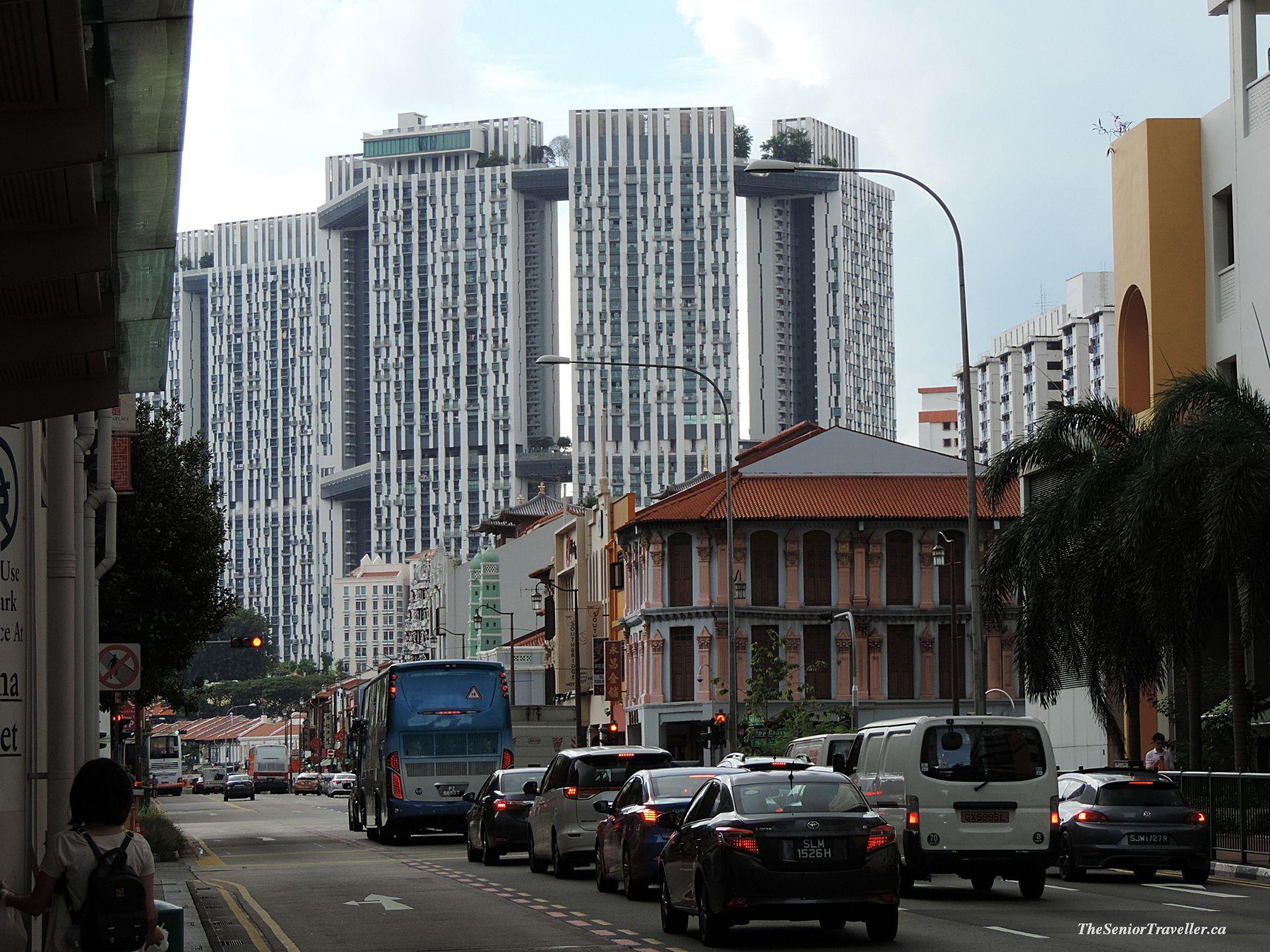 Sightsee around the city