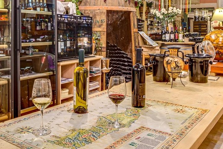 Food and Wine Walking Tour