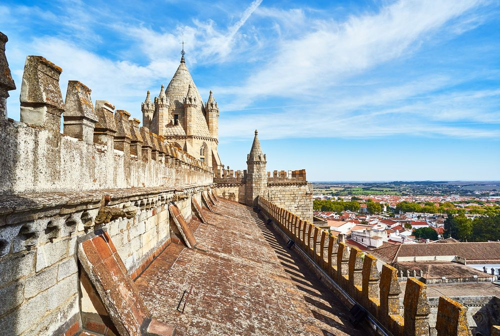 Evora City Tour: Chapel of Bones, Lunch and Wine Tasting - From Lisbon