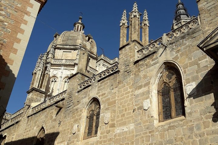Full Day Tour Toledo, Visit of Cathedral and Tapas Tasting