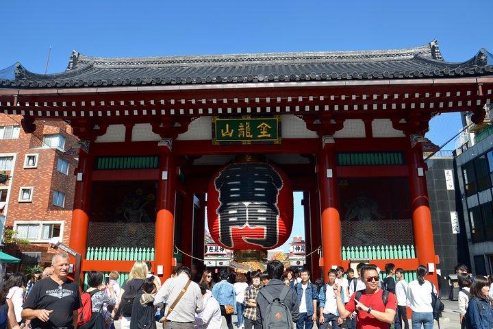Asakusa, Tokyo's #1 Family Food Tour