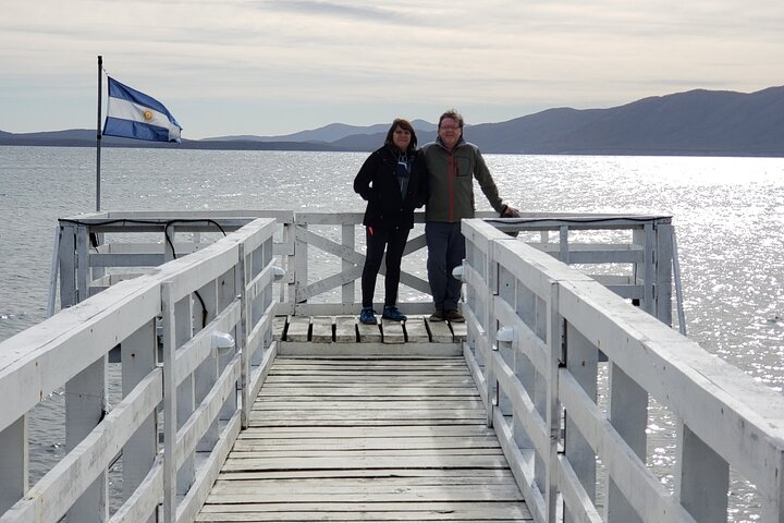 Escondido and Fagnano Lakes Tour from Ushuaia with Brunch