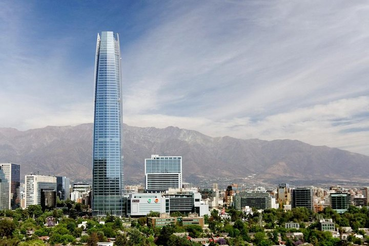 Private Full-Day Santiago Experience with Lunch