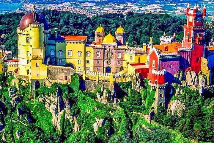 Come across fantastical castles