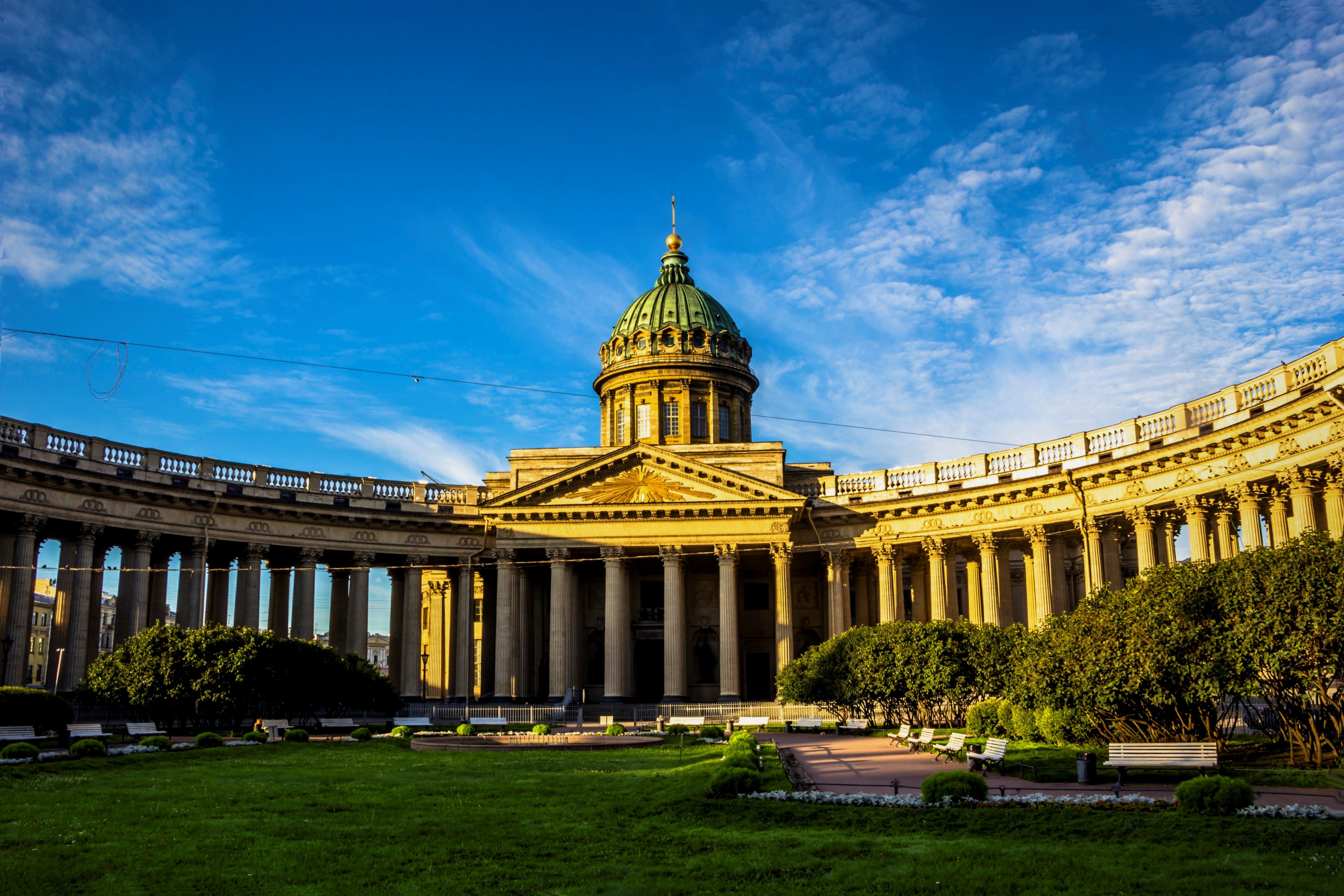 Kazan Cathedral or Kazanskiy Kafedralniy Sobor