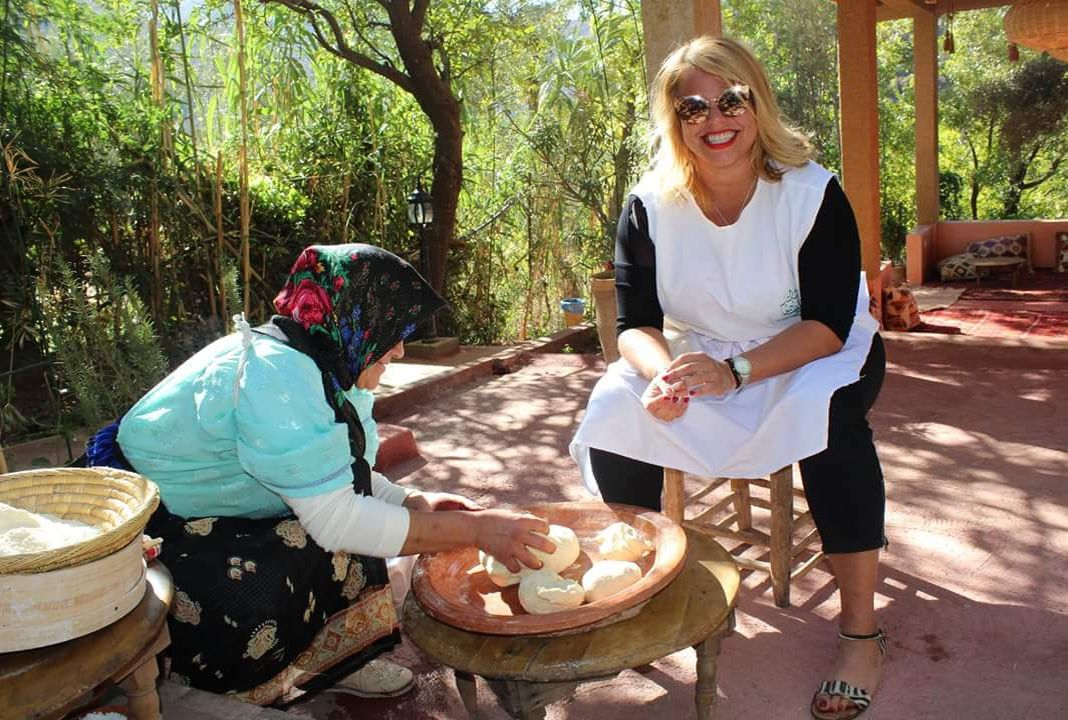 Day Trip to Ourika with Cooking Class