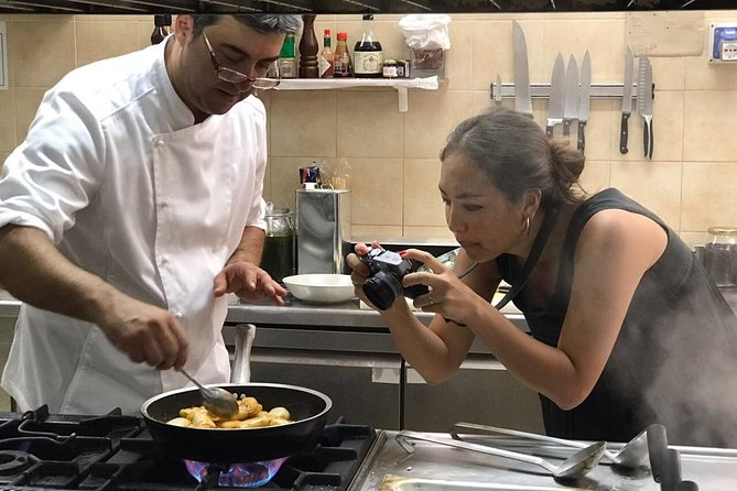 Cooking with a local chef in Syracuse