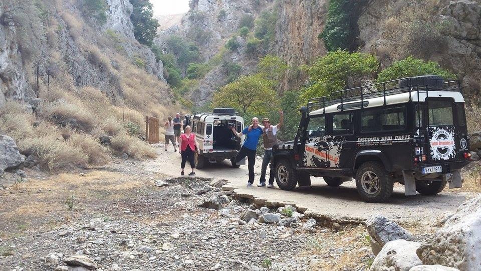 Chania Safari Tour 2