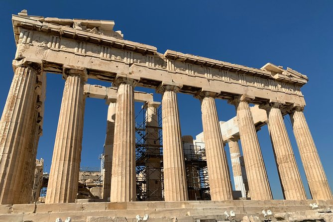 Private full day tour Acropolis and Museum, licensed guide, food tasting & lunch