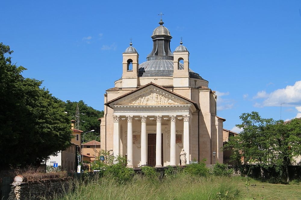 Giorgione, Palladio, Venetian Renaissance painting & architecture, wine tasting