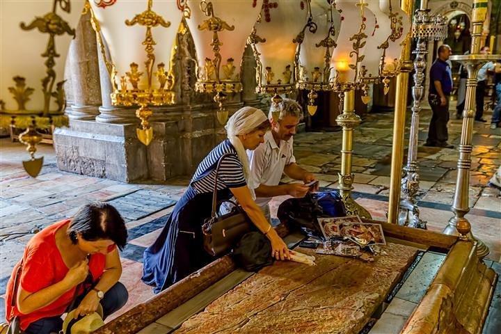Indulge in local religious practices