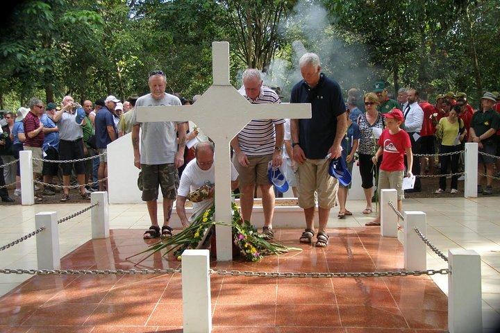 Visit the memorial