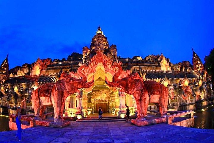 Phuket Fantasea cultural show with International buffet dinner (Ticket)
