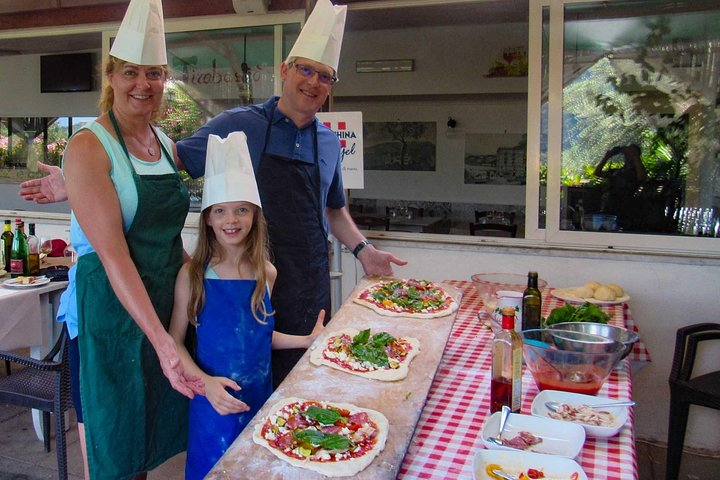 Pizza School Experience from Sorrento