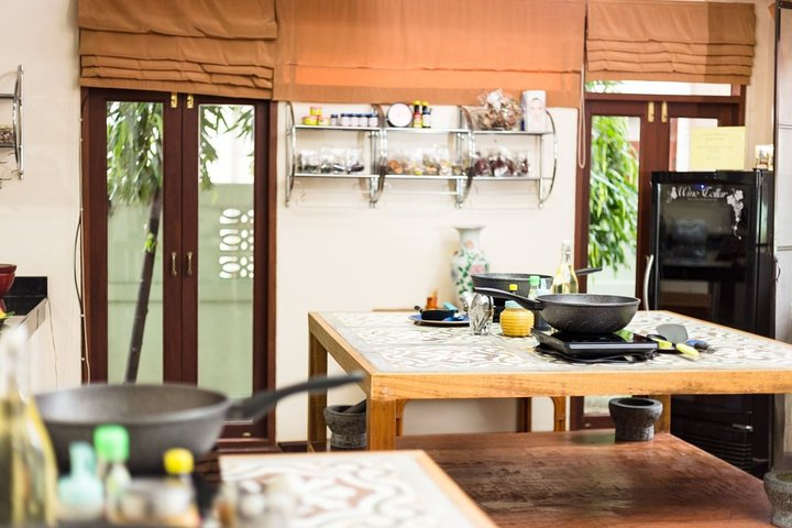 InFusion Half Day Thai Cooking Classes and Market Tour in Koh Samui