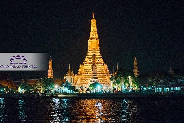 Chao Phraya Princess : Dinner Cruise