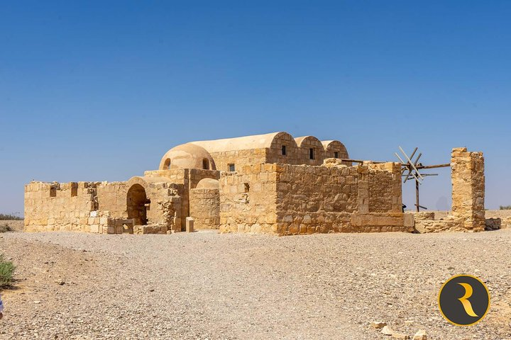 Pay a visit to Quseir 'Amra