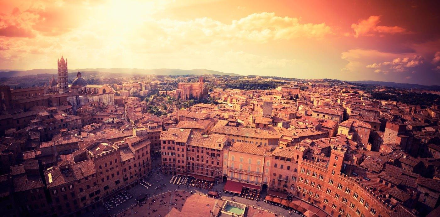 Hike & Taste experience from Siena