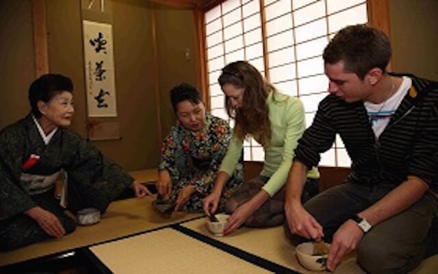 Experience Japanese hospitality
