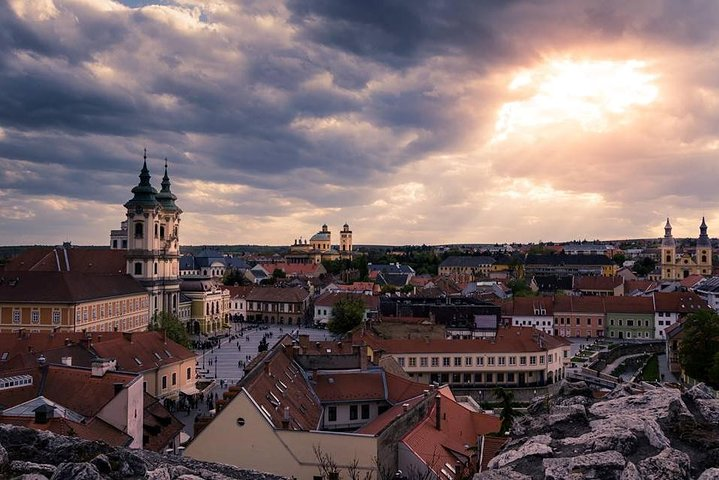 Private Full-Day Wine Tasting Tour and Sightseeing in Eger