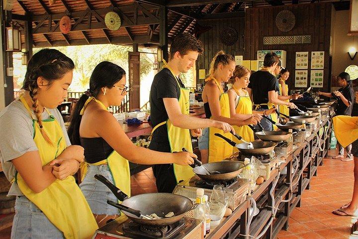 Cooking Experience at Lanta Thai Cookery School From Koh Lanta