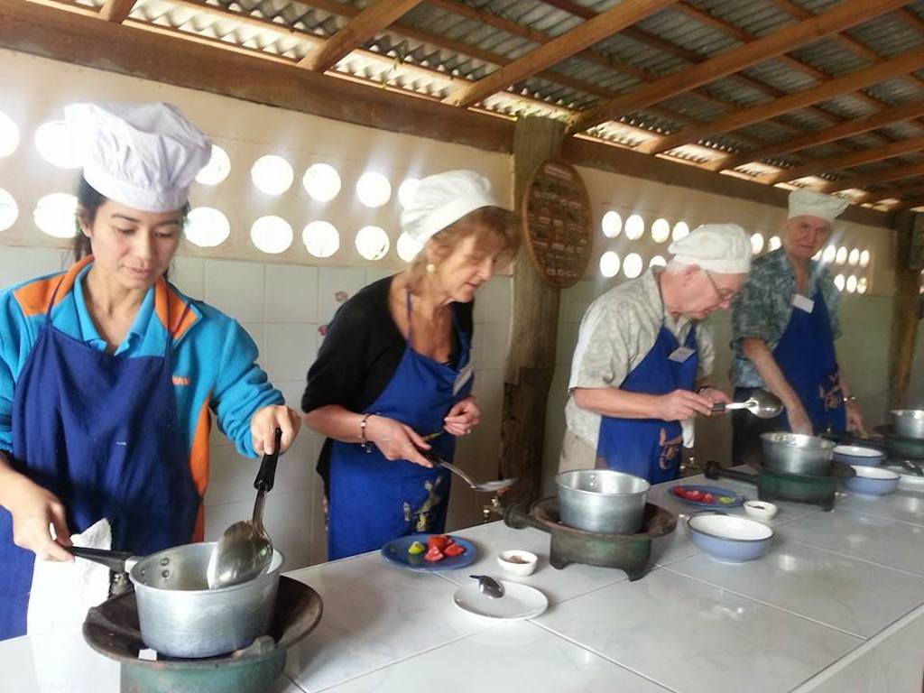 Baan Hongnual Cookery Session and Market Visit with Lunch