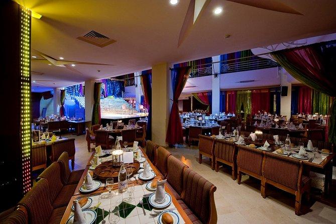 1001 Nights Scheherazade Dinner Show in Hammamet
