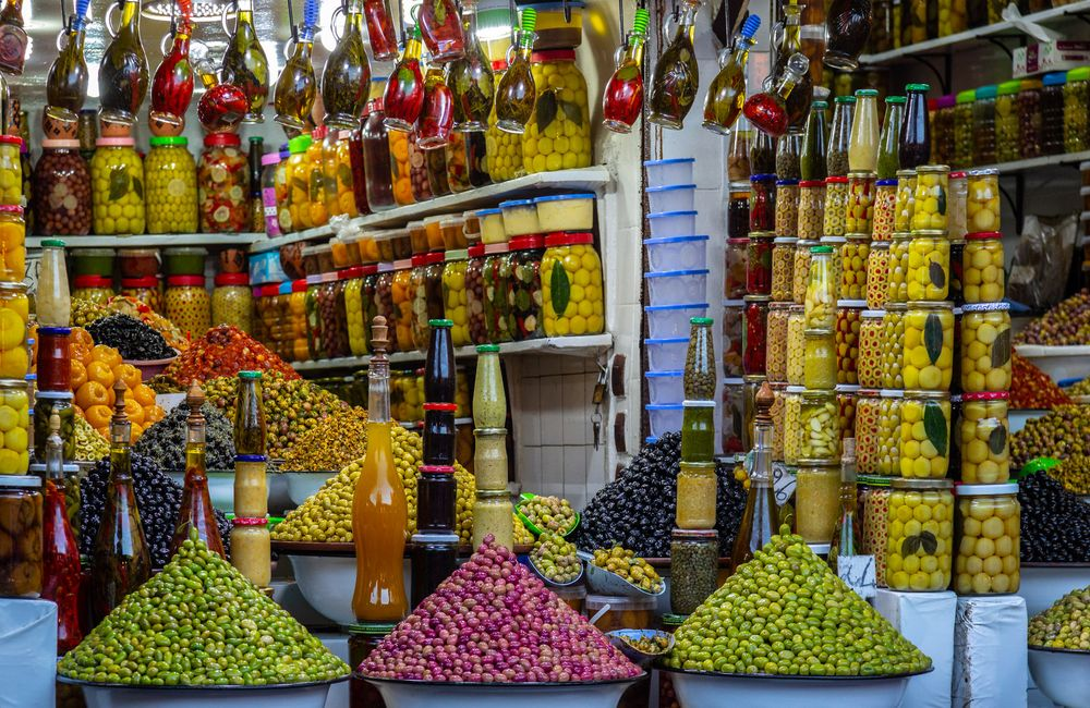 Marrakech Food Private Tour with Dinner