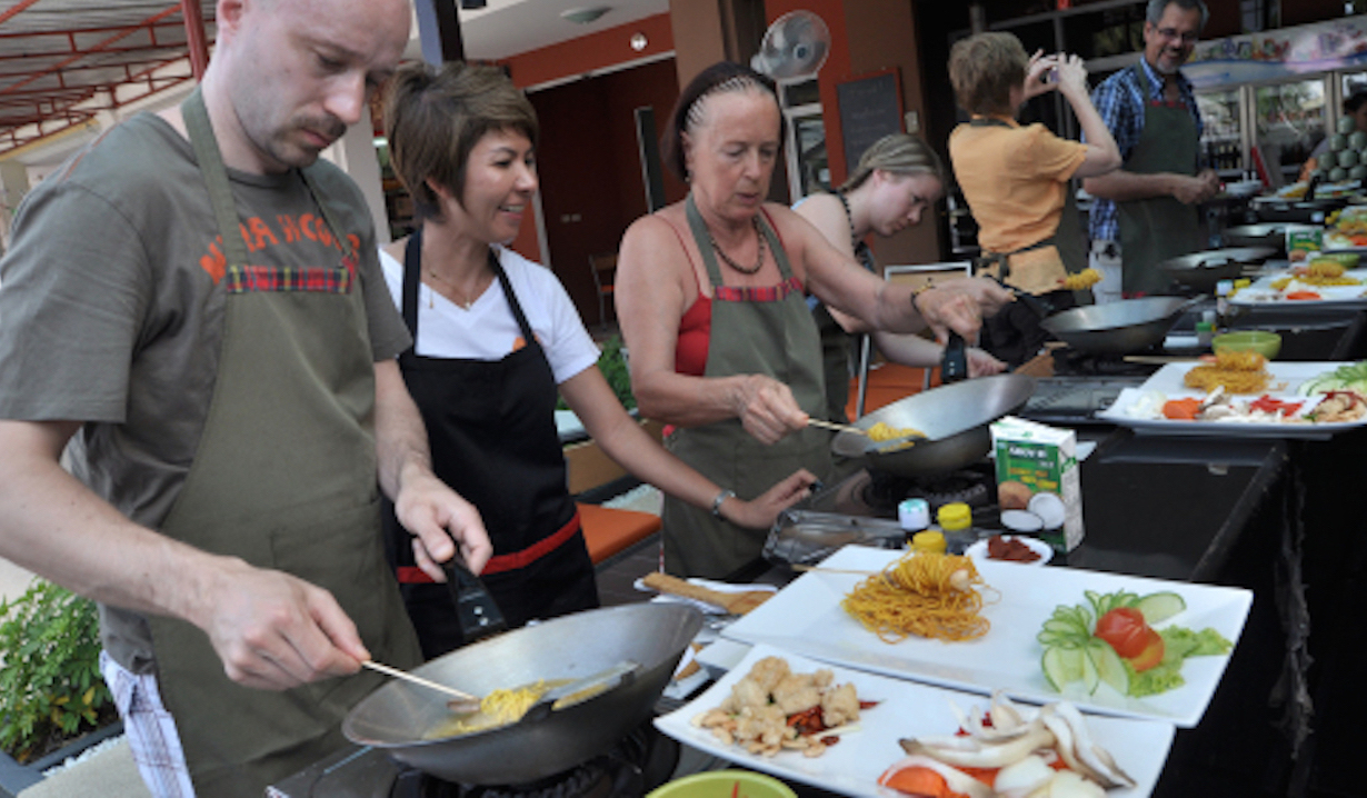 Thai Cooking Class in Khao Lak