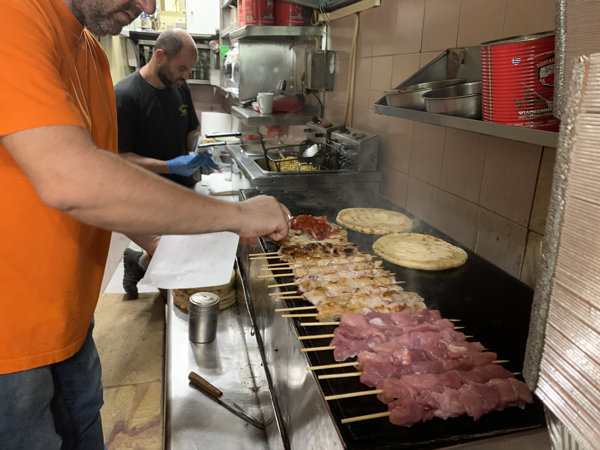 Athens Street Food Tour