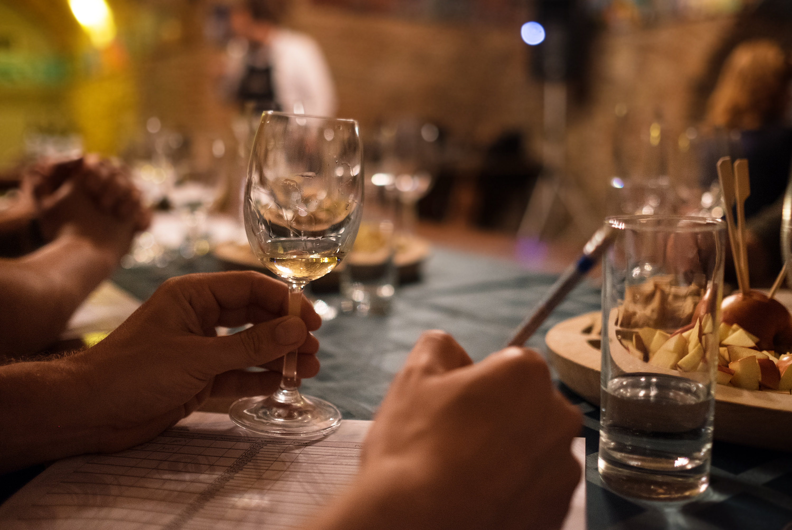 Six Tastings - A Wine Haven in Rome