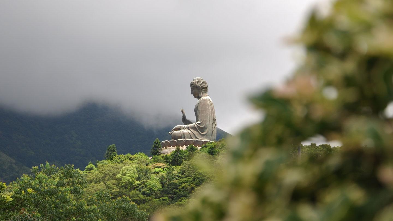 Spot the Big Buddha.