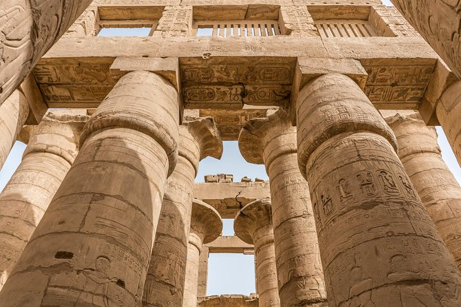 Visit Luxor on a day trip from Hurghada.