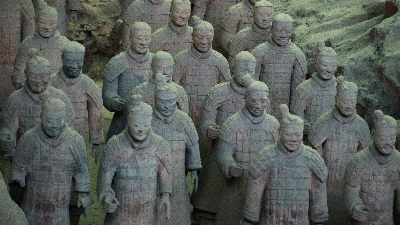 See terra-cotta warriors