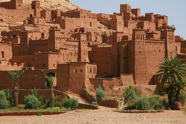 Visit UNESCO Kasbahs