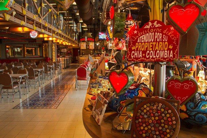 Bogota Night Gastronomy Tour with Andres Carne de Res CHIA