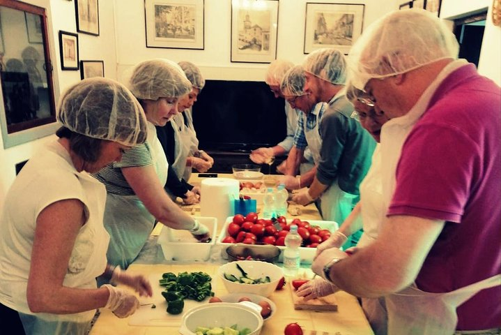 ANDALUSIAN COOKING CLASS