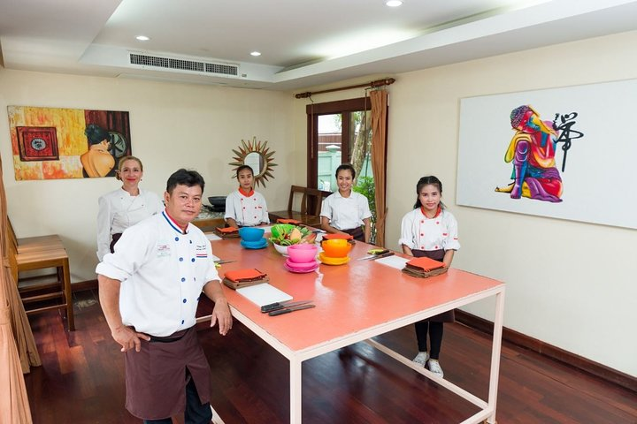 Private Cooking Workshop and Market Tour in Koh Samui