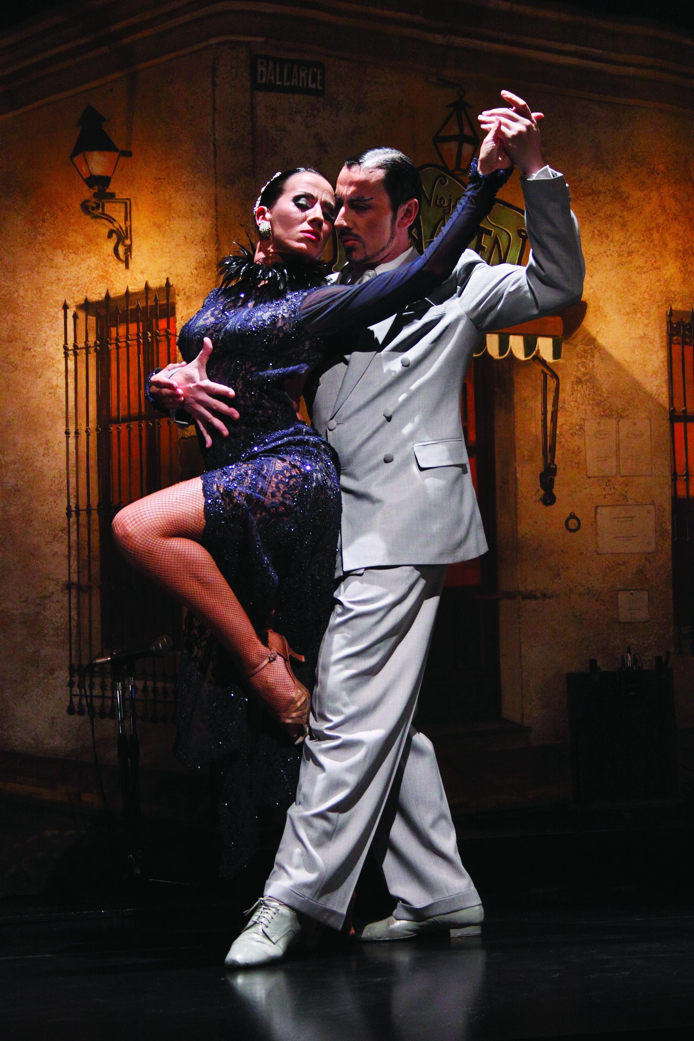El Viejo Almacen Dinner Tango Show