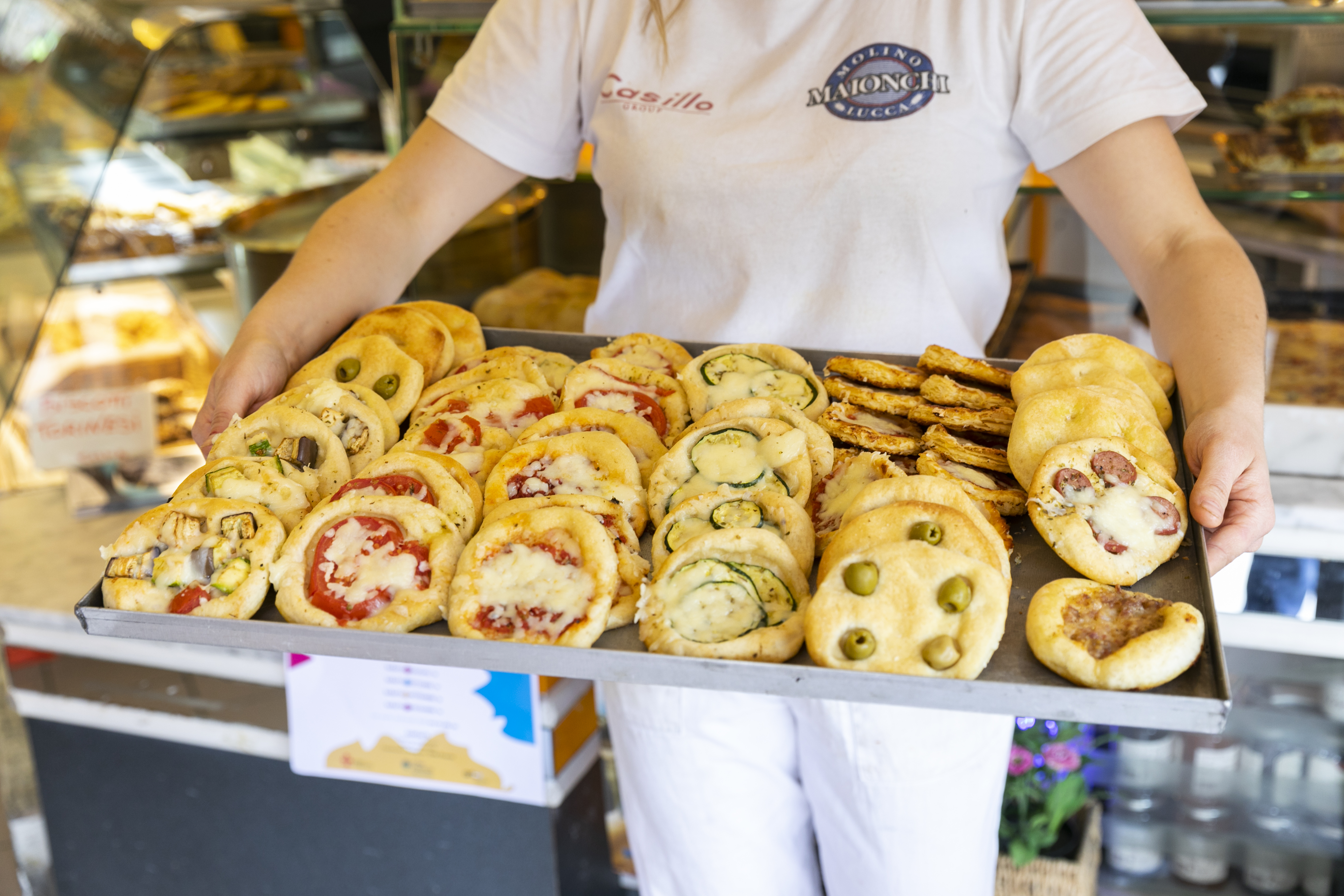 Private Food Tour in Florentine Neighbourhoods