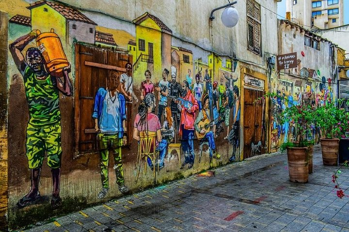 Learn the stories behind street art