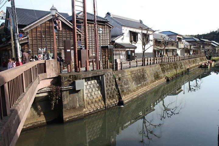 Half day near Narita Airport ; Riverside SAWARA & Sake Brewery