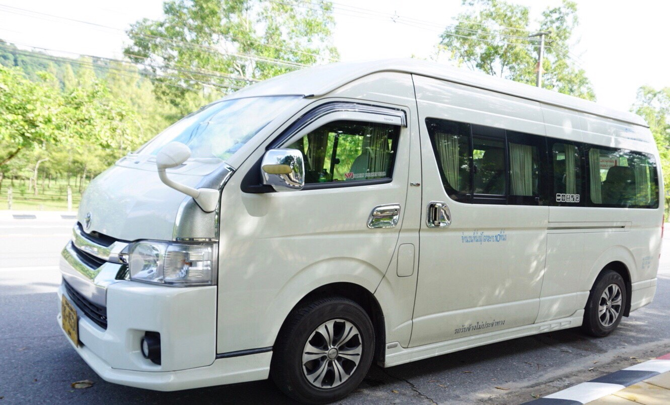 Travel in a comfortable vehicle.