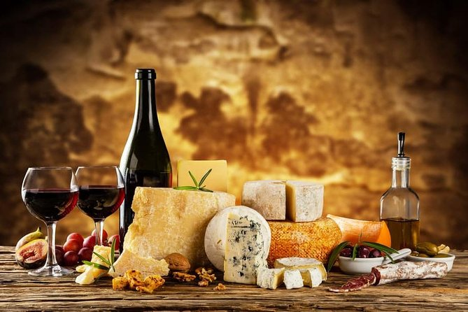Rome Street Food   Wine Tasting Special Private Tour   Roman Full Experience