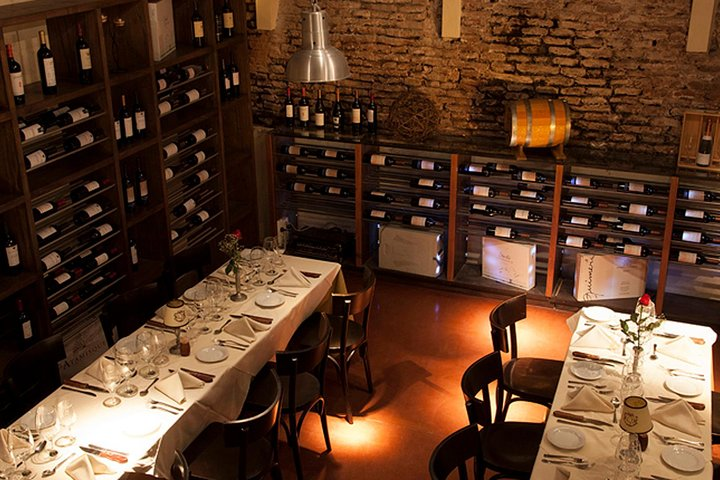 Wine Tasting in Buenos Aires with Tapas