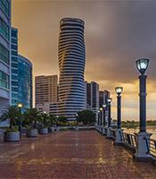 imagem da experiência City tour em Guayaquil