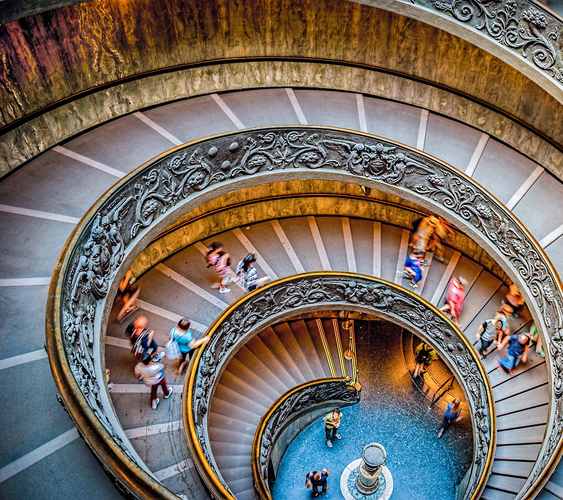 Historic museums of the Vatican