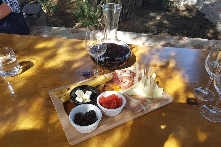 Nemea Winery and Vineyard Private Tour
